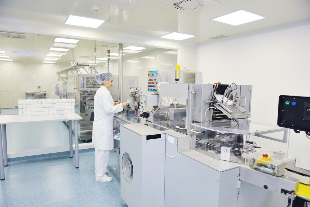 clean room monitoring