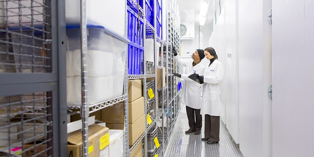 Inventory Overload? Consider Off-Site Biostorage